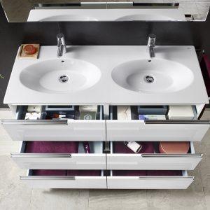 Į ką atkreipti dėmesį renkantis vonios kambario baldus.