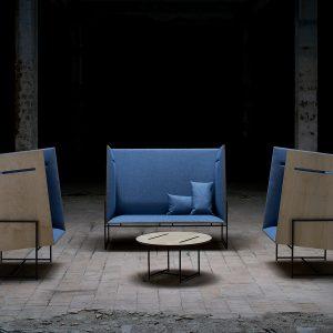 """Architektas Rytis Mikulionis: """" Sėdimo baldo sukūrimas – didelis kūrybinis iššūkis ir architektui, ir dizaineriui"""""""