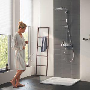 Ką reikia žinoti apie šiuolaikinę dušo sistemą? Kaip tokią išsirinkti?
