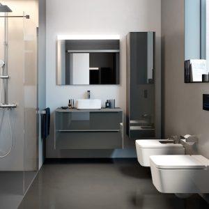 Ar mažas vonios kambarys – nuosprendis patogumui ir komfortui?