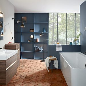 Karščiausios vonios kambario tendencijos: ką svarbu ir naudinga žinoti